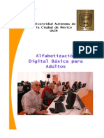 Manual de Alfabetizacion Digital Basica UACM