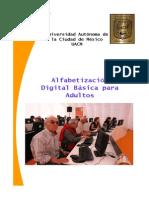 Manual de Alfabetizacion Digital Basica UACM