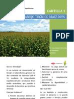 Cartilla Manejo Maiz Dow 1