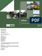 Boas Práticas em Sustentabilidade Ambiental Urbana 2012