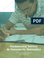 Fundamentos Teóricos Do Pensamento Matemático