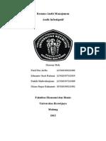Resume Audit Investigatif