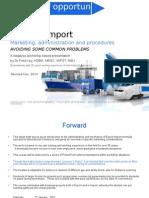 Export Import UK details fundamental 9 Nov 14