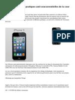 Apple perd Taiwan pratiques anti-concurrentielles de la cour de cas\n  Reuters