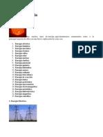 Clases de Energía Completo