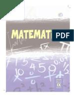 Buku Pegangan Siswa Matematika Smp Kelas 9 Kurikulum 2013 Semester 1