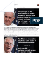 The Pope's Encyclical - Paragraph 195