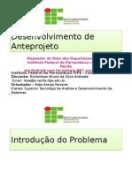 Mapeador de Rota dos Departamentos noInstituto Federal de Pernambuco campus Recifeem Android com tecnologia NFC usando SVG