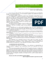 SOBRE EL ESTADO ACTUAL DE LA EXÉGESIS BÍBLICA.doc