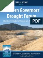 Drought Forum June 2015