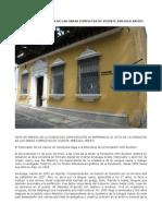 Notas de La Donacion Obras Completas Vicente Amezaga a la Fundacion John Boulton