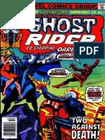 Ghost Rider 20 Vol 1 Daredevil