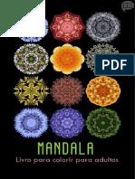 Concurso Mandala Colorida
