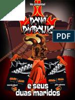 dOnA dIAbOlUs & sEUs dUAs mArIdOs - lÉO pImEntEl (2015)