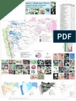 Map of Medicinal Plants in Maharashtra