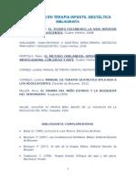 Bibliografía en Terapia Gestáltica Infantil