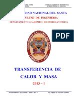 Transf. Calor y Masa - Sesion Nº 4 - 2013 - i