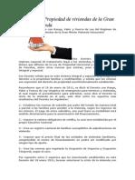 Régimen de Propiedad de viviendas de la Gran Misión Vivienda.doc