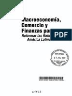 Macroeconomía comercio y finanzas para reformar las reformas en América Latina.pdf