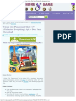 Virtual City Playground Mod v1.9 (Unlimited Everything) Apk + Data Free Down
