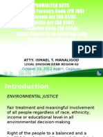 Rule of Procedure for Environmental Cases