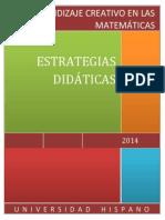 Clasificación de Estrategias Didácticas.matemáticas