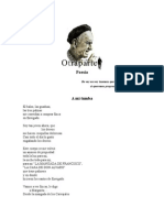 Poesía - Fernando González