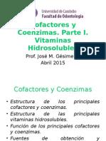 Cofactores y Coenzimas (1)