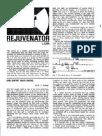 CRT Rejuvenator Monochrome
