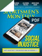 U.S. Sportsmen's Alliance, Sportsmen Monthly June 2015