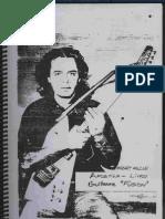 Apostila - Livro de Guitarra Fusion (Mozart Mello)