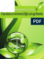A Sourcebook on Envi Rights and Legal Remedies