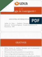 Clase Metodología I 2015 Hasta El Viernes 12 de Junio