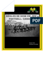 Règle de mise en jeu football canadien.doc