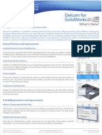 DelcamforSolidWorks2013 Whats New