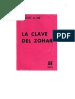 17017790 Jounet Albert La Clave Del Zohar[1]