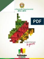 Plan Desarrollo Santander