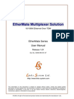 User Manual for EtherMate R101A7(LS)