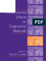 Environmental Effects on Engineered Materials - Russell H. Jones
