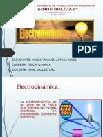 HUBER ASTACA Electrodinamica.ppt