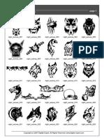 Night Wolves Catalog