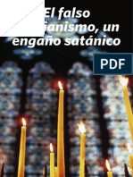 El Falso Cristianismo, Un Engaño Satanico