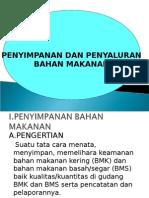 5. Penyimpanan Dan Penyaluran Bm