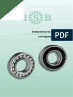 Catalogo Rodamientos de Rodillos a Rotula Isb