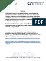 Consultas Del Día SAP2000 15-06-15