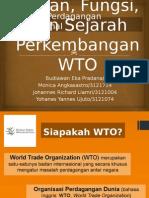 Tujuan, Fungsi, Dan Sejarah WTO