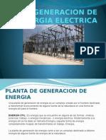 Generacion de Energia Electrica