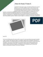 Manualidades Para Ninos En Foamy Y Goma E.