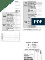 Boleta de Informacion 2013