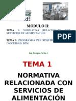 Modulo 2 - Normativa Nacional - Bpm